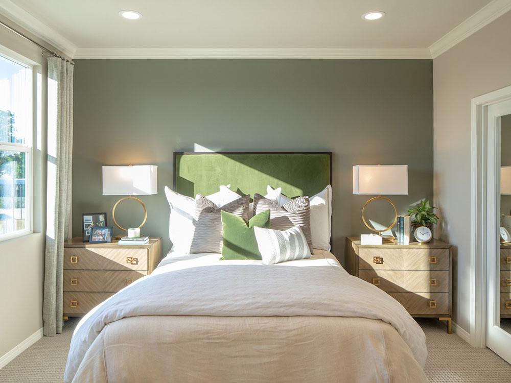 Portola Walk Plan 5: Master Bedroom