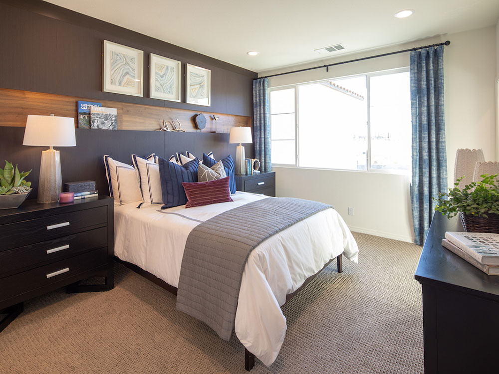 Portola Walk Plan 6: Master Bedroom